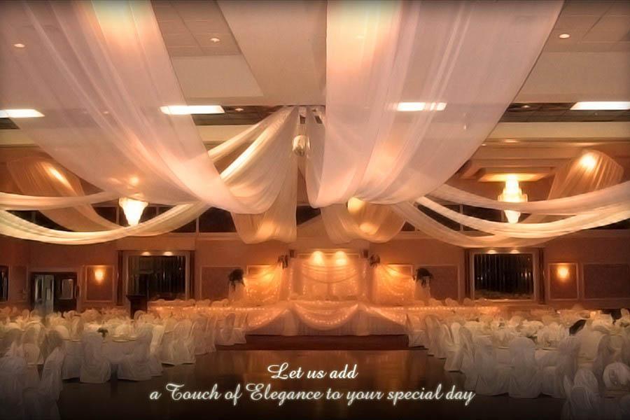 Niagara Wedding Decorations Bridal Decor Designs Bouquets